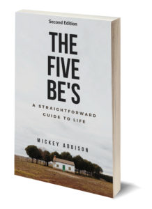 Get your copy of The Five Be's on Amazon or the Lulu store!